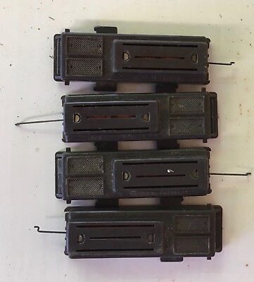 Triang System 4 X404 Point Motors x 4 in working order (2) plus instructions