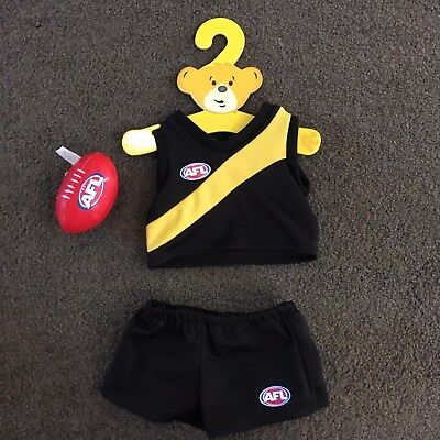 Build-A-Bear Clothing and Accessories Richmond AFL Football