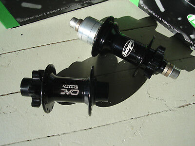 Hope PRO 2  EVO MTB Hubs Singlespeed 28h front 32h rear