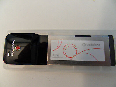 Vodafone E3730 Mobile Connect Card UMTS Express Card HDSPA 7.2 Mbit/s