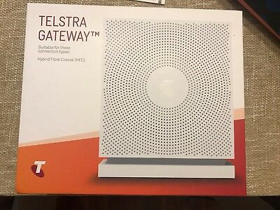 Telstra Gateway Sagecon F@ST 5355 NBN Modem