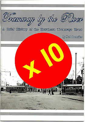 10x Books: Tramway by the River - A Brief History of the Hawthorn Tramways Trust