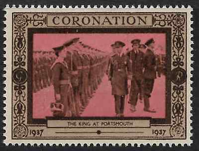 A 1937 KING GEORGE VI CORONATION STAMP M/M FROM BOBBLES BASEMENT @ 90p