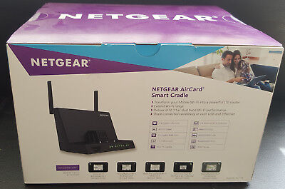 NETGEAR AirCard Smart Cradle DC112A for Telstra 790S 782S 785S 810s