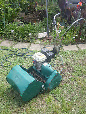 Petrol Reel Lawnmower 4-stroke