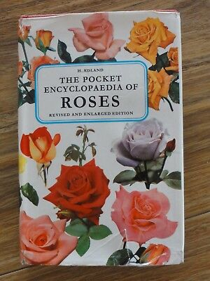 The Pocket Enciclopaedia of Roses, Revised and Enlarged Edition 1966, London