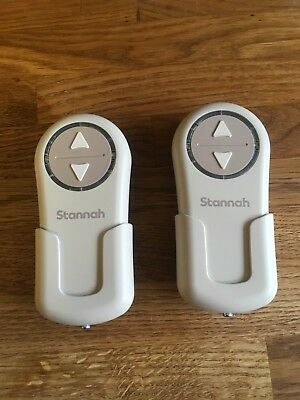 Stannah Stairlift RF Remotes Not IR