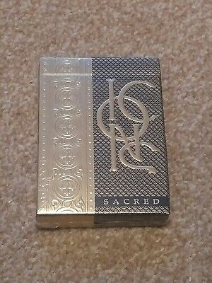 ICONS SACRED EDITION playing cards limited edition rare brand new sealed Lotrek