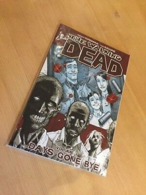 Walking Dead Comic Volume 1 Mint Condition Sealed Unopened