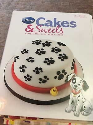 Disney Cakes and Sweets Magazines