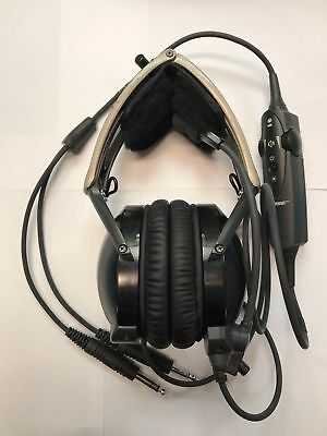 Bose Aviation X headset