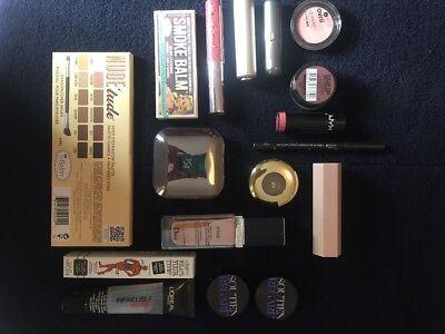 Maquillage lot diverses marques (the Balm, Avril, KIKO, Fenty Beauty...)