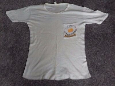 PAUL McCARTNEY/WINGS 'BACK TO THE EGG' PROMOTIONAL PROMO T-SHIRT