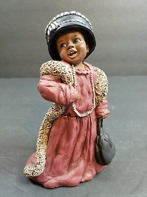 Marth Holcombe 1992 'God is Love' Figurine ft. Valerie #174 in the Series