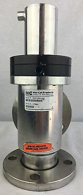 "NOR-CAL Products ESVP-2502-ASA Pneumatic Valve Right Angle 2-1/2"" Double acting"