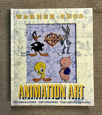 Warner Brothers Animation Art Book