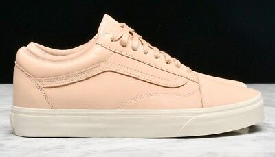 671e96fa073 Vans Old Skool DX Veggie Tan Leather Tan size 7-13 Vachetta VN0A32GJLUI New