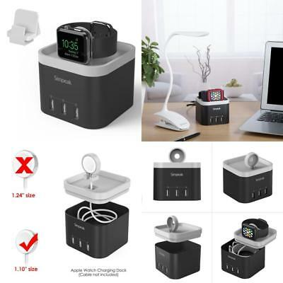 Cable Charger Cord Docking Station Charging Stand For Iwatch Apple Watch