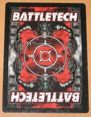 Thor B Revised Summoner Battletech CCG TCG Rare Commander's Edition Karte Mint