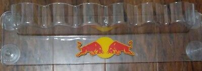 Red Bull rack display 6 can shelf Man cave Store