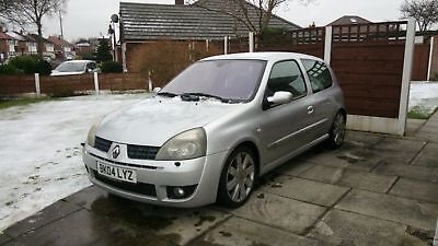 Renault Clio 182 - Well Kept, cambelt and dephaser done