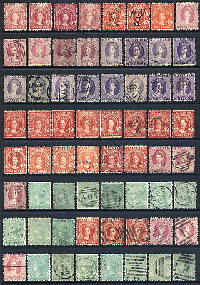 Bahamas 1863-1935 Very Highly Catalogued Mint & Used Range Of 222 Stamps