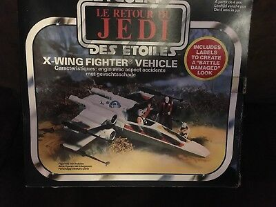 Star Wars X-Wing Fighter Kenner