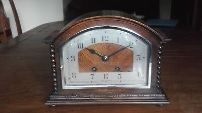 Art deco mantle clock (not currently working)