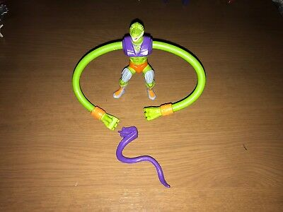Vintage 1984 Toys Masters Of The Universe Figure He Man Sssqueeze Squeeze