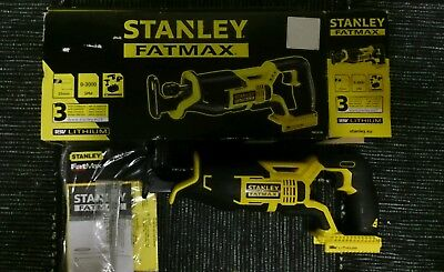 Stanley Fatmax Cordless Reciprocator Reciprocating Saw - FMC675B