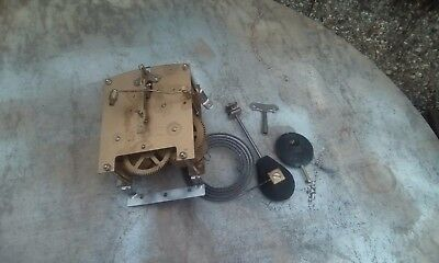 Vintage Smiths Enfield Striking Movment Clock mechanism Spares Repair