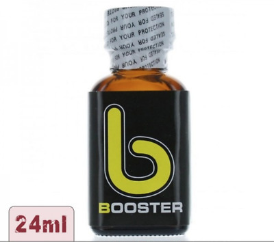 Poppers BOOSTER 24ml - PREMIUM STRONG - Propyle Nitrite
