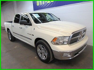 2010 Dodge Ram 1500 SLT Crew Cab Hemi 2010 Dodge Ram 1500 Crew Cab SLT Hemi V8 Leather Chrome 20s Low Miles!!