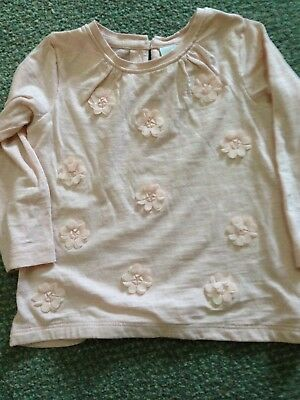 Baby Girl Long Sleeve Top 12-18 Months Next