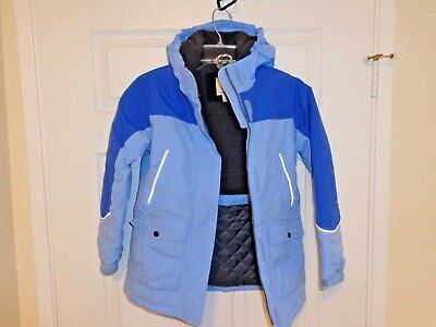 Land's End Kids The Squall All Weather Jacket - Sz. Small (7-8) - See Pics