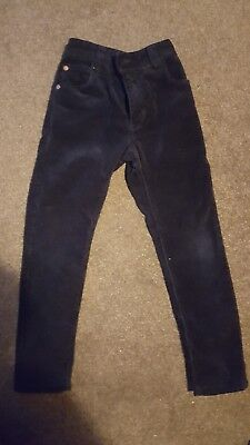 Boys Next Skinny Cords - Age 7 years - Excellent Condition