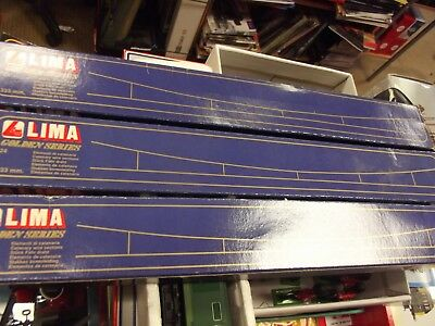 3 BOXES OF LIMA CATENARY WIRE packs of 24 188mm