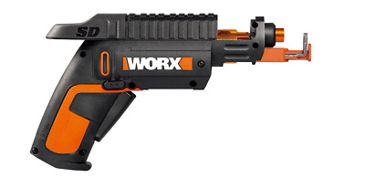 Worx SD Semi-Automatic Power Screw Driver with Screw Holder Lithium Led Light