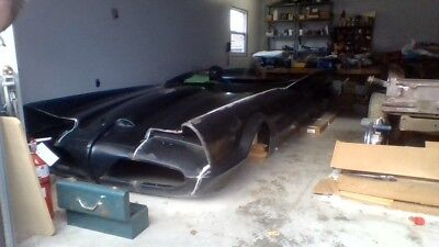Replica/Kit Makes Build your own Batmobile!! Kit Car, Donor car,Instructions