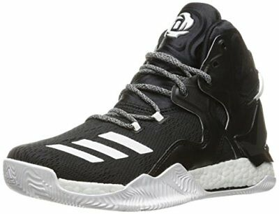 0c4de89ebfe7 Adidas D Rose 7 Boost Primeknit Performance Basketball Shoes B38920 Black SZ  19