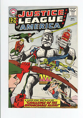 Justice League Of America #15 - High Grade Vf/nm 9.0 - Wonder Woman! - 1962