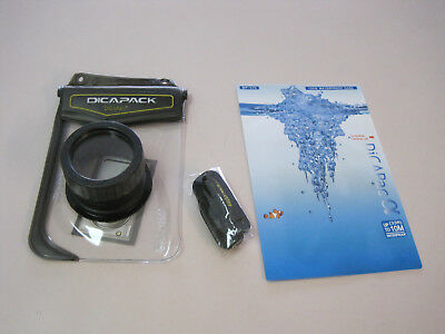 Dica Pac WP-570 for Larger Cameras, New out of package