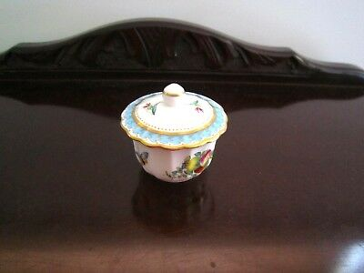 Spode Small Trinket Box-Excellent