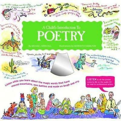 NEW A Child's Introduction to Poetry  By Robert Levine Hardcover Free Shipping