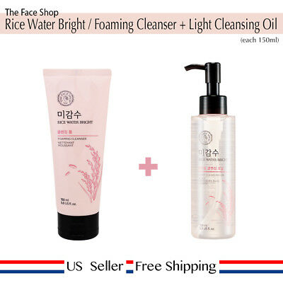 [SKINMISO] Rice Foam Cleansing 150ml - EUR 11,40 | PicClick IE