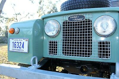 """1962 Land Rover Other  1962 Land Rover Series 2A 88"""" SWB, IIA, Pre Defender."""