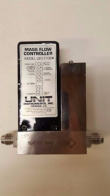 UNIT Mass Flow Controller MFC, Range 10 SLM, Gas N2