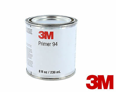 3M Primer 94 Tape Adhesion Promoter Vinyl Wrap 1/2 Pint (8 fl oz, 236mL)