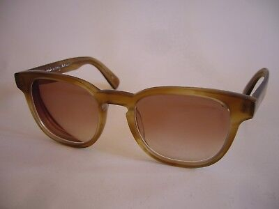 Paul Smith Hadrian Sunglasses, Frames Only, Matte Brown, XLNT
