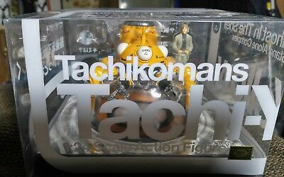 Ghost in the Shell S.A.C. Wave 1:24 Scale PVC Action Figure Tachikomans Yellow